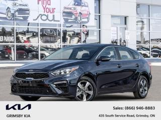 New 2021 Kia Forte5 for sale in Grimsby, ON
