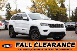 Used 2017 Jeep Grand Cherokee 75th Anniversary Package for sale in Calgary, AB