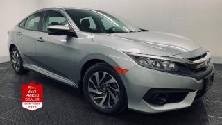 Used 2018 Honda Civic Sedan EX *CARPLAY - ADAPTIVE CRUISE - REMOTE START* for sale in Winnipeg, MB