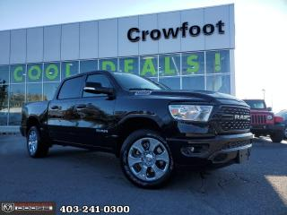 New 2022 RAM 1500 Big Horn for sale in Calgary, AB