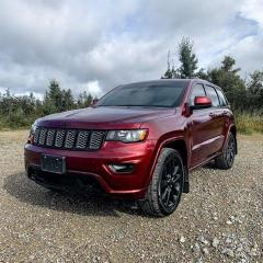 Used 2019 Jeep Grand Cherokee ALTITUDE 4X4 for sale in Kapuskasing, ON