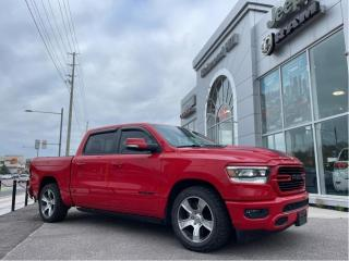 Used 2019 RAM 1500 Crew Cab Sport 4x4 Crew Cab 5'7  Box for sale in Richmond Hill, ON