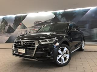 Used 2018 Audi Q5 2.0T Technik + Urb Drive Pkg   Pano Roof   Nav for sale in Whitby, ON