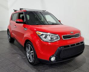 Used 2015 Kia Soul SX LUXURY Navigation - Cuir - Toit panoramique for sale in Laval, QC