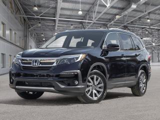 New 2022 Honda Pilot EX-L NAVI for sale in Brandon, MB
