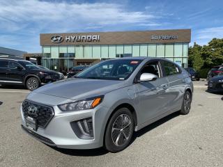 New 2022 Hyundai IONIQ Plug-In Hybrid Preferred for sale in Port Coquitlam, BC