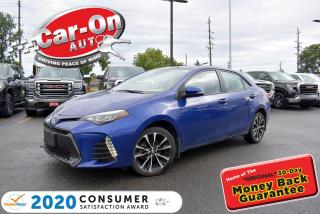 Used 2018 Toyota Corolla SE | NEW ARRIVAL | LEATHER | 17 ALLOYS | SUNROOF for sale in Ottawa, ON
