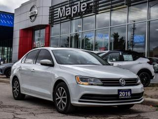 Used 2016 Volkswagen Jetta 1.8T SEL for sale in Maple, ON