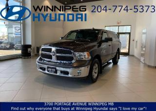 Used 2021 RAM 1500 Classic SLT - Parkview Rear Back-Up Camera, Premium cloth bucket seating, Full folding rear bench seating for sale in Winnipeg, MB