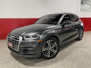 Used 2018 Audi Q5 TECHNIK S-LINE|360 CAMERA NAVI B&O SOUND SUNSHADE for sale in North York, ON