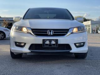 Used 2014 Honda Accord Sedan 4dr I4 CVT Sport for sale in Brampton, ON