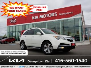 Used 2010 Acura MDX WHOLESALE TO THE PUBLIC | YOU CERTIFY YOU SAVE for sale in Georgetown, ON