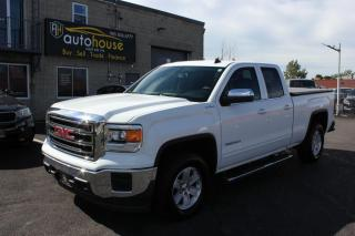 Used 2014 GMC Sierra 1500 *SUPER LOW KILOMETERS * 4WD Double Cab SLE *BACKUP CAMERA* for sale in Newmarket, ON