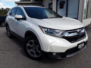 Used 2018 Honda CR-V EX AWD - HONDA SENSING! BACK-UP/BLIND-SPOT CAM! SUNROOF! for sale in Kitchener, ON