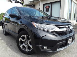 Used 2019 Honda CR-V EX-L AWD - LEATHER! BACK-UP/BLIND-SPOT CAM! SUNROOF! for sale in Kitchener, ON