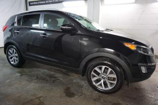 Used 2014 Kia Sportage EX AWD CERTIFIED *FREE ACCIDENT*1 OWNER* BLUETOOTH HEATED SEAT CRUISE ALLOYS CAMERA for sale in Milton, ON