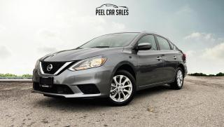 Used 2018 Nissan Sentra S CVT SUNROOF| REARVIEW| CLEAN CARFAX| for sale in Mississauga, ON