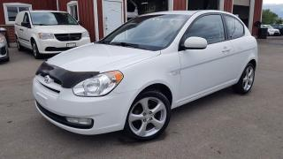 Used 2011 Hyundai Accent SE 3-Door 5 speed manual for sale in Dunnville, ON