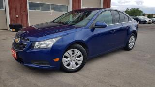Used 2013 Chevrolet Cruze 1LT Auto for sale in Dunnville, ON