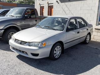 Used 2002 Toyota Corolla CE AS-IS! for sale in London, ON