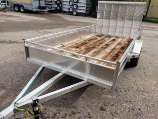 Used 2021 Triumph SA6X12-35-AL ALUMINUM UTILITY STRAIGHT MESH GATE for sale in Kitchener, ON