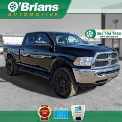 Used 2014 RAM 2500 SLT - Accident Free! w/Command Start, Heated Seats and St. Wheel for sale in Saskatoon, SK