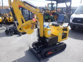 Used 2021 Cael R308bt Mini Excavator for sale in Burnaby, BC