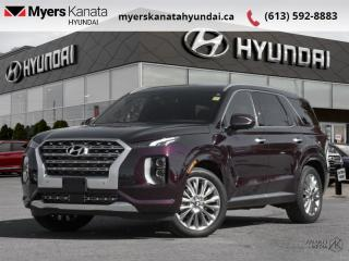 Used 2020 Hyundai PALISADE Ultimate  - $455 B/W - Low Mileage for sale in Kanata, ON