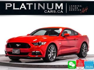 Used 2017 Ford Mustang GT Premium, 435HP, V8, AUTOMATIC, KEYLESS ENTRY for sale in Toronto, ON