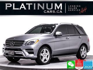 Used 2013 Mercedes-Benz ML-Class ML350 BlueTEC,AWD,V6 DIESEL,NAV,CAM,HARDON/KARDON for sale in Toronto, ON
