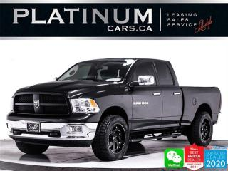 Used 2011 RAM 1500 Big Horn, 5.7L V8, 390HP, AWD, QUAD CAB for sale in Toronto, ON