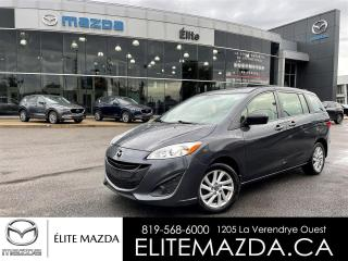 Used 2017 Mazda MAZDA5 GS / 6 passagers for sale in Ottawa, ON