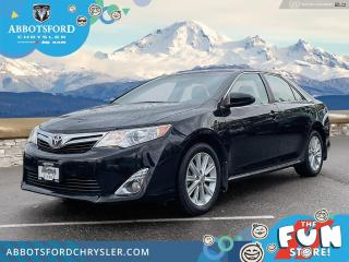 Used 2013 Toyota Camry SE  -  Power Seats -  Power Windows - $192 B/W for sale in Abbotsford, BC