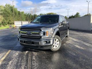 Used 2018 Ford F-150 XLT CREW 4WD for sale in Cayuga, ON