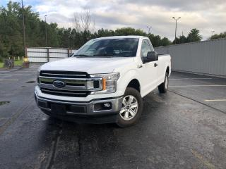 Used 2019 Ford F-150 XL REG CAB 2WD for sale in Cayuga, ON