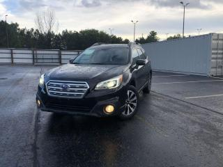 Used 2016 Subaru Outback Limited AWD for sale in Cayuga, ON