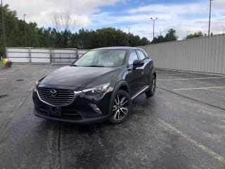 Used 2018 Mazda CX-3 GT AWD for sale in Cayuga, ON