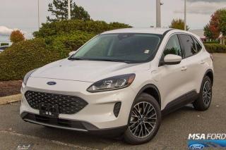 New 2021 Ford Escape SE Plug-In Hybrid for sale in Abbotsford, BC