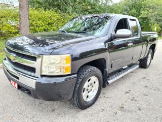 Used 2012 Chevrolet Silverado 1500 4WD Ext Cab 143.5 LT for sale in Mississauga, ON