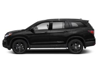 New 2022 Honda Pilot Black Edition for sale in Port Moody, BC