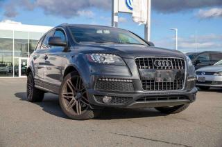 Used 2010 Audi Q7 4.2 Tip qtro for sale in Surrey, BC