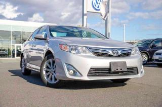 Used 2014 Toyota Camry 4-door Sedan XLE 6A (2) for sale in Surrey, BC