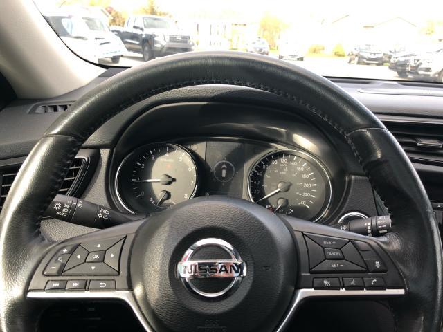 2018 Nissan Rogue SL Platinum AWD