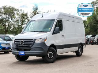 Used 2019 Mercedes-Benz Sprinter Cargo 144 WB+CAMERA+BLUETOOTH for sale in Toronto, ON
