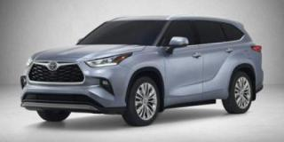 New 2021 Toyota Highlander XSE for sale in Prince Albert, SK