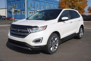 Used 2018 Ford Edge Titanium for sale in Swift Current, SK