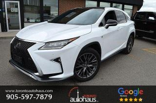 Used 2019 Lexus RX 350 F-SPORT 3 I NO ACCIDENTS I PANORAMIC for sale in Concord, ON