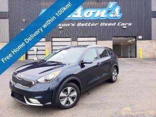 Used 2019 Kia NIRO EX Hybrid, Leather Trim, Bluetooth, Heated Seats + Steering & Much More! for sale in Guelph, ON