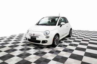 Used 2014 Fiat 500 SPORT SUNROOF LEATHER for sale in New Westminster, BC