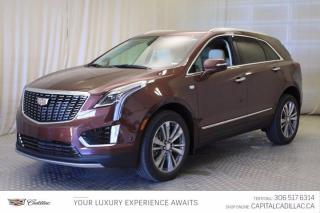 New 2022 Cadillac XT5 AWD Premium Luxury for sale in Regina, SK